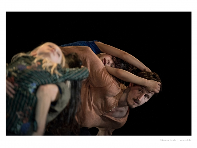 Invisible - horizontaal danser