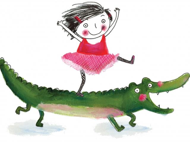 Rita en de krokodil - KijkDoos