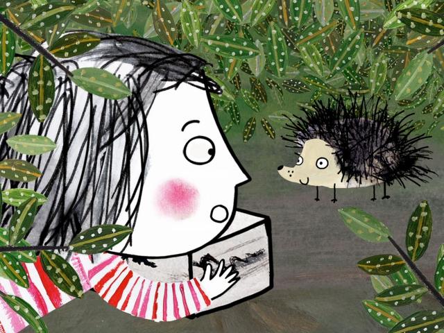 Rita en de Krokodil met egel - KijkDoos
