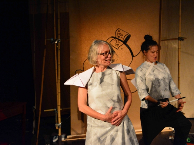 Drie sterke vrouwen - Walpurgis