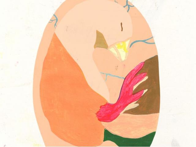 Gansanders: een bibliotheekproductie voor kinderen poster