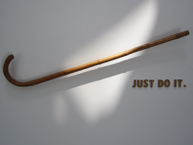 Peter De Meyer - Just Do It, 2010